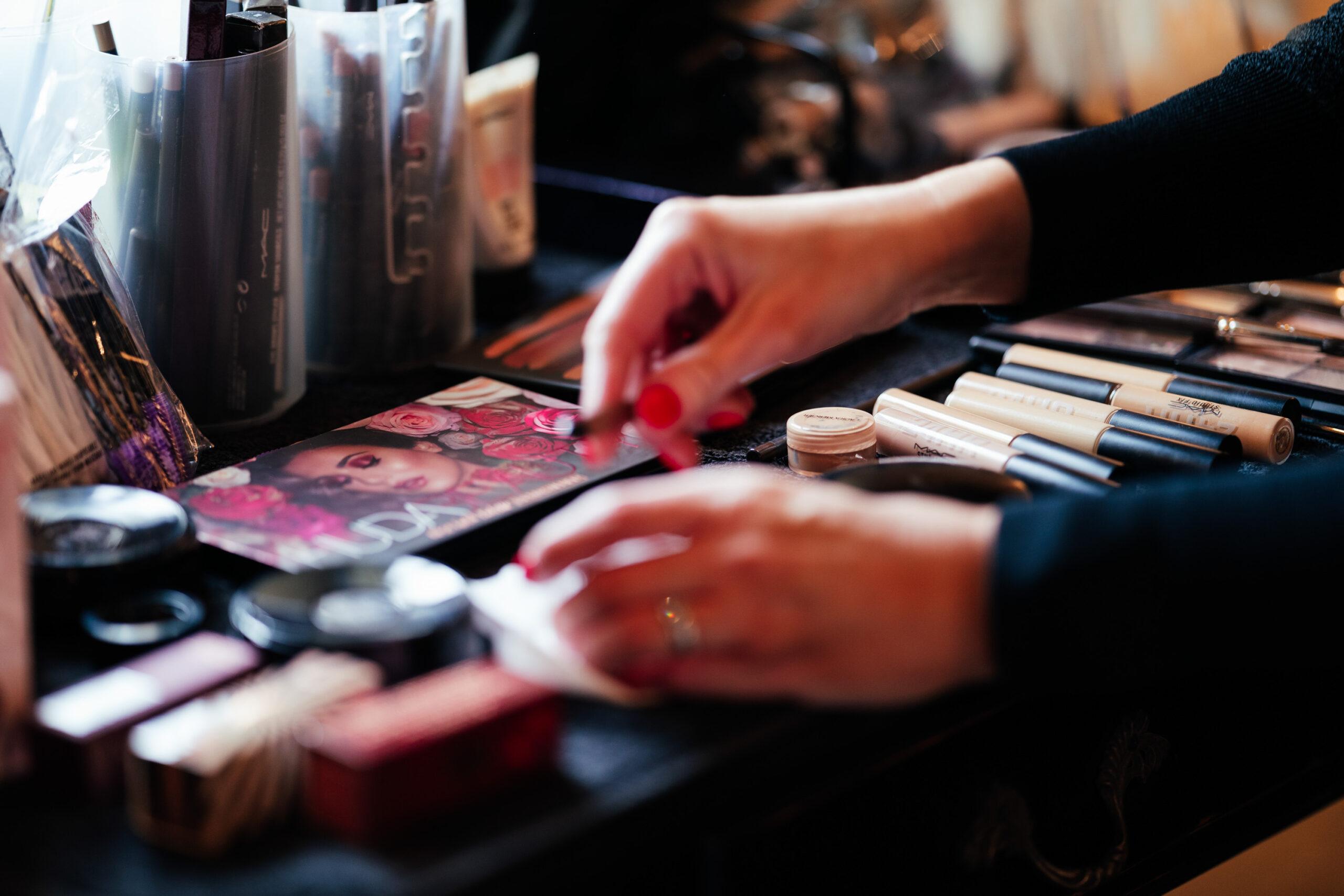 Media, TV, Film Makeup Norwich